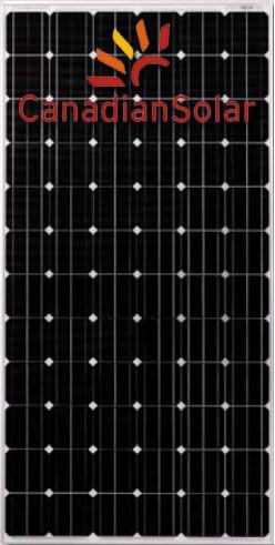 Canadian Solar 290 Watt Monocrystalline solar panel