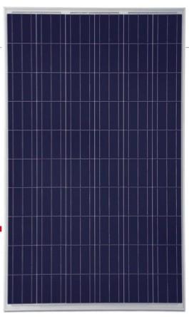 Trina Solar 255 Watt Polycrystalline solar panel